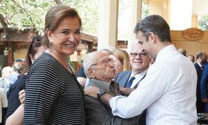Το συγκινητικό μήνυμα του Κυριάκου Μητσοτάκη: «Η Ντόρα Μπακογιάννη είναι μαχήτρια»