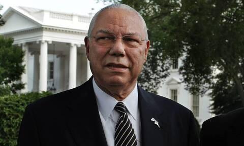 Умер бывший госсекретарь США Колин Пауэлл