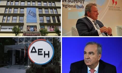 Η Επιτροπή Κεφαλαιαγοράς, η Intrakat και η μεταμόρφωση της Ελλάδας σε Logistic Hub