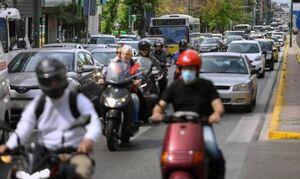 Μπορούν να μπουν διόδια στο κέντρο της Αθήνας; Ο πρόεδρος των Ελλήνων Συγκοινωνιολόγων απαντά