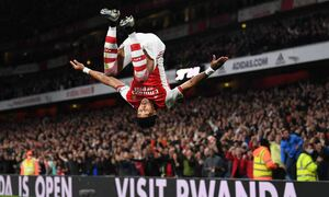 Premier League: Στο 95' σώθηκε η Άρσεναλ, 2-2 εντός έδρας με την Κρίσταλ Πάλας (videos+photos)