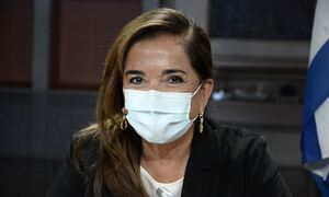 Ντόρα Μπακογιάννη: Πώς έμαθε ότι έχει καρκίνο - Οι εκτιμήσεις των γιατρών και η πρώτη εμφάνιση