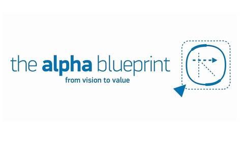 Alpha Bank: Πρόγραμμα Μετασχηματισμού «the alpha blueprint» -  «Άλμα πιο γρήγορο από τη φθορά»
