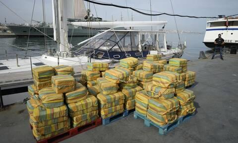 Πορτογαλία: Κατασχέθηκαν 5,2 τόνοι κοκαΐνης από ιστιοφόρο αξίας 201 εκατ. ευρώ