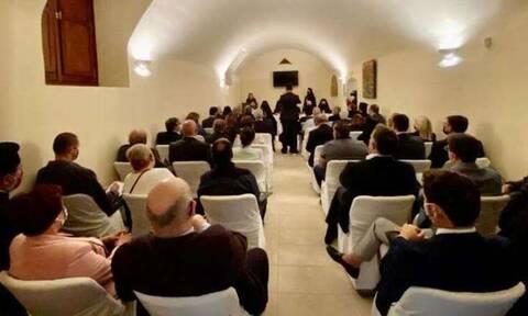 Στο Δ.Σ. του νέου Ιδρύματος «Πατριάρχης Βαρθολομαίος» ο δικηγόρος Σάκης Κεχαγιόγλου