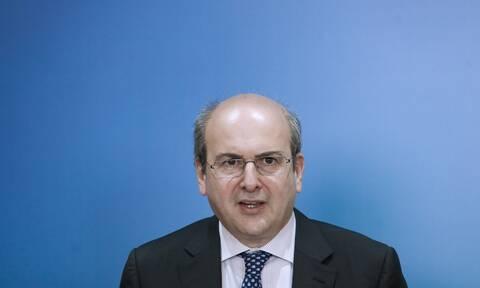 Χατζηδάκης: Εντός του πρώτου εξαμήνου του 2022 θα διευθετηθεί το θέμα των εκκρεμών συντάξεων