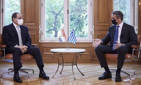 Μητσοτάκης: Αποσταθεροποιητικός ο ρόλος της Τουρκίας, διάλογος μόνο αν σεβαστεί τη διεθνή νομιμότητα