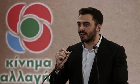 ΚΙΝΑΛ: Ο Μανώλης Χριστοδουλάκης αναλαμβάνει εκπρόσωπος Τύπου του κόμματος