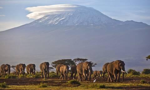 «Καμπανάκι» από τον ΟΗΕ: Εκατομμύρια άνθρωποι κινδυνεύουν από το λιώσιμο των παγετώνων της Αφρικής
