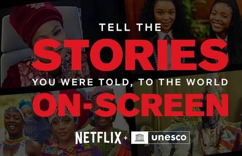 Η UNESCO και το Netflix διοργανώνουν διαγωνισμό ταινιών μικρού μήκους
