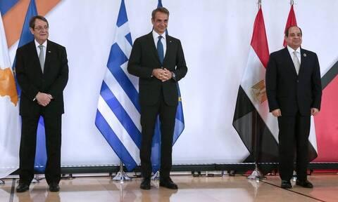 Кипр, Греция и Египет подписали декларацию об объединении электросетей