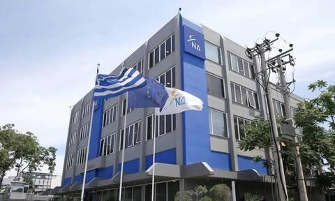 Απάντηση ΝΔ στον Τσίπρα για τη Χρυσή Αυγή: Επί ΣΥΡΙΖΑ δεν βρισκόταν αίθουσα να ολοκληρωθεί η δίκη