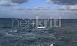 Τραγωδία στην Κρήτη: Πνίγηκε στην προσπάθειά του να σώσει τα εγγόνια του (vid)