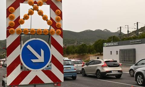 Νέα Οδός: Κυκλοφοριακές ρυθμίσεις σε Βαρυμπόμπη, Κηφισιά, Λυκόβρυση, Μεταμόρφωση