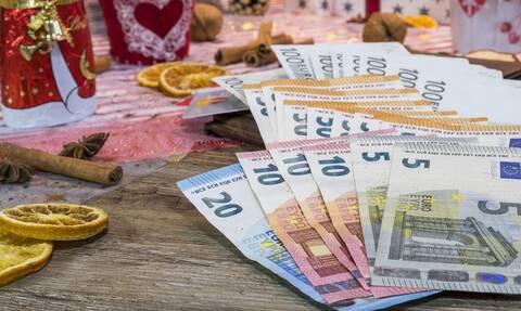 Έκτακτο χριστουγεννιάτικο μέρισμα: Ποιοι θα λάβουν τον μποναμά των 900 ευρώ