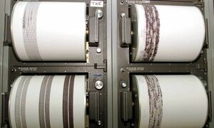 Σεισμός: Nέα δόνηση 3,4 Ρίχτερ στο Αρκαλοχώρι