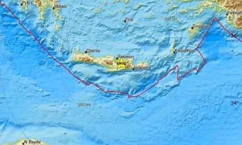 Σεισμός ΤΩΡΑ: Ισχυρή μετασεισμική δόνηση στο Αρκαλοχώρι (pics)