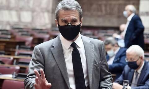 Λοβέρδος: Δεν αποσύρω την υποψηφιότητά μου - Τι είπα στον Γιώργο Παπανδρέου