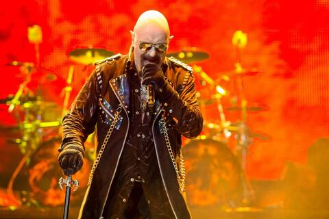 O Ρομπ Χάλφορντ των Judas Priest αποκάλυψε τη μάχη του με τον καρκίνο