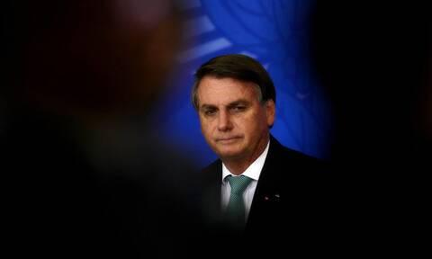 Κορονοϊός στη Βραζιλία: Ο Μπολσονάρου κατηγορείται για εγκλήματα κατά της ανθρωπότητας