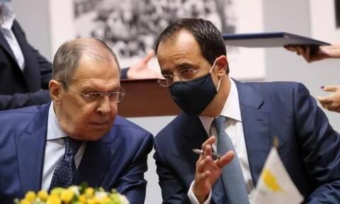 Συνάντηση Χριστοδουλίδη - Λαβρόφ στην Μόσχα: Ποια θέματα θα συζητηθούν