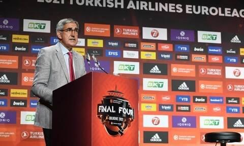 Euroleague: Γιατί οι ομάδες προσδοκούν σε αύξηση εσόδων 200% μετά την απομάκρυνση του Μπερτομέου