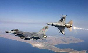 Νέα «εισβολή» Τούρκων στο Αιγαίο: Υπερπτήσεις μαχητικών σε Φαρμακονήσι, Λειψούς και Οινούσες