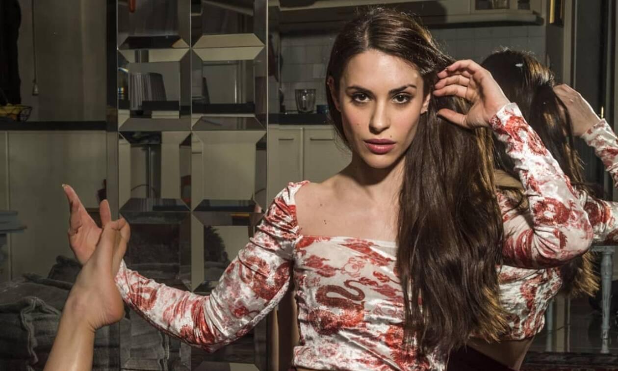 Ιζαμπέλλα Φούλοπ: Όσα θέλεις να ξέρεις για την ηθοποιό της σειράς, «Η Γη της ελιάς»
