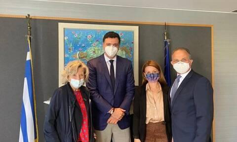 Κικίλιας: Κομβικής σημασίας η δημιουργία Μητροπολιτικού Συνεδριακού Κέντρου στην Αθήνα