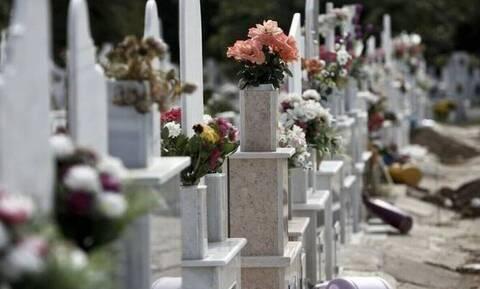 Τρόμος στη Θεσσαλονίκη: Αδέλφια πήγαν στην εκταφή της μητέρας τους και βρήκαν άδειο τάφο