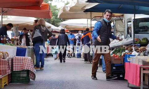 Λαϊκές αγορές: «Το νομοσχέδιο είναι μια μεγάλη αδικία» - Οργισμένοι οι παραγωγοί στο Newsbomb.gr