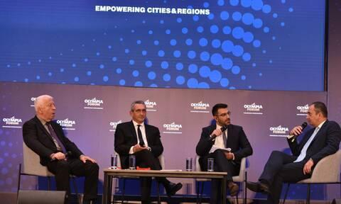 Olympia Forum – Πλακιωτάκης: «Ένα βιώσιμο μέλλον για τα ελληνικά νησιά» (vid)