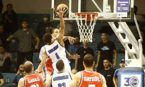 FIBA Europe Cup: «Ψυχρολουσία» έπαθε ο Ηρακλής, «λύτρωση» για Περιστέρι, black out ο Ιωνικός (vid)