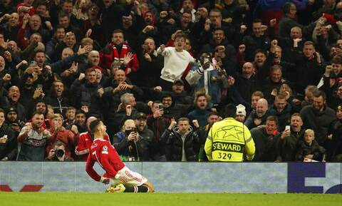 Champions League: Ανατροπή με Ρονάλντο η Γιουνάιτεντ, το απόλυτο η Γιουβέντους - Όλα τα highlights