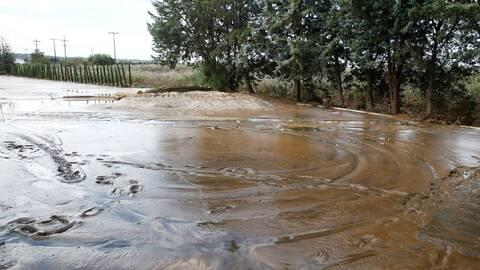 Κακοκαιρίας «Μπάλλος» - Κέρκυρα: Ο στρατός θα βοηθήσει για την αντιμετώπιση των προβλημάτων