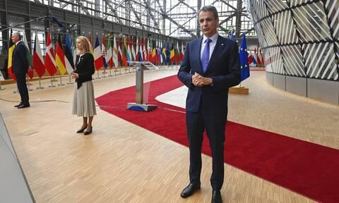 Σύνοδος Κορυφής: Μεταναστευτικό, ενεργειακή κρίση και Τουρκία στην ατζέντα των συζητήσεων