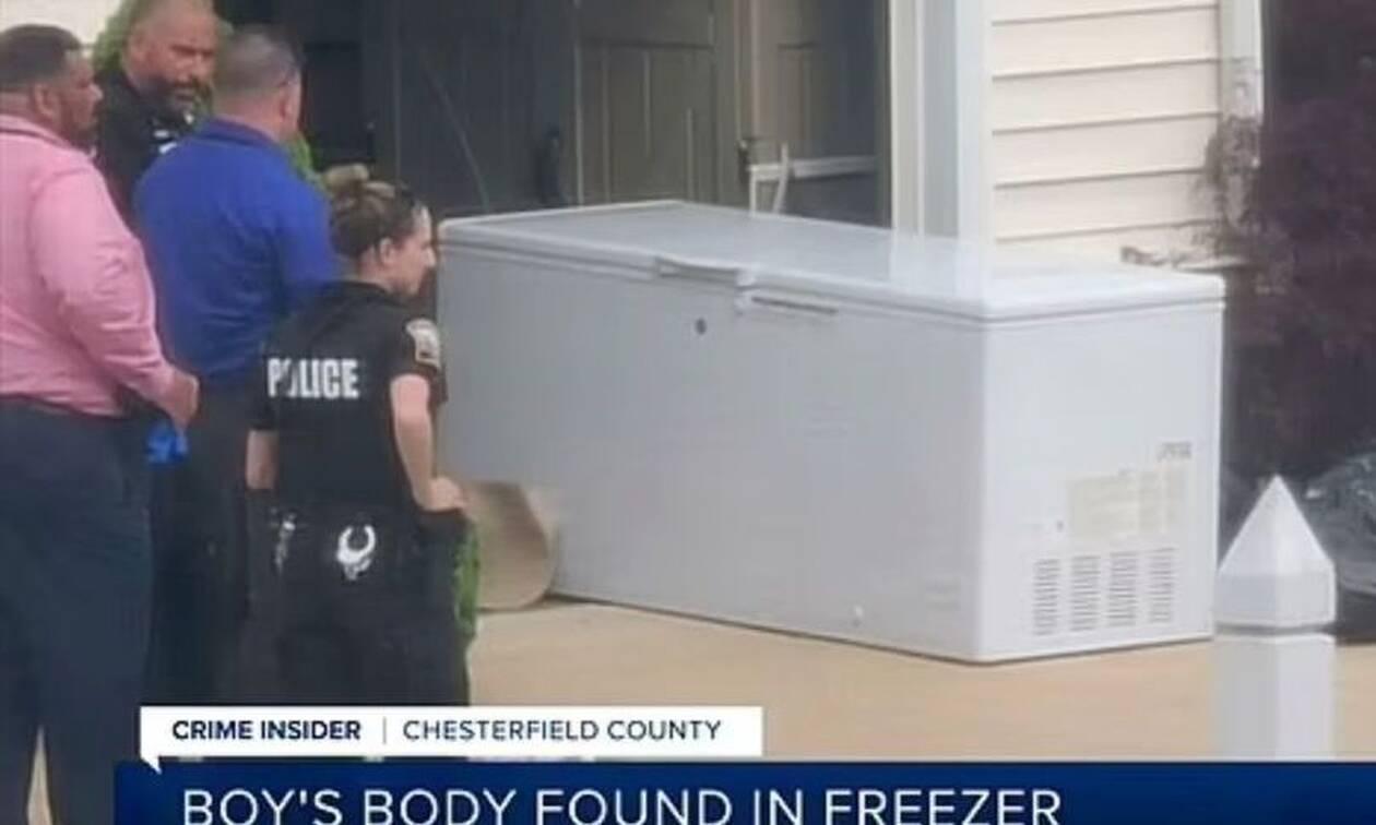 ΗΠΑ: Σκότωσε και τεμάχισε τον 4χρονο γιο του - Τον είχε κρύψει στον καταψύκτη της κουζίνας