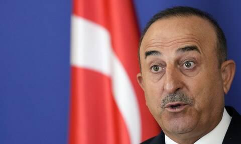 Νέες απειλές Τσαβούσογλου για χρήση «σκληρής δύναμης» από την Τουρκία