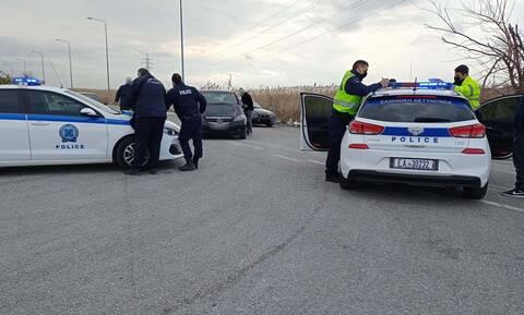 Θεσσαλονίκη: Διακινητής είχε στοιβάξει αλλοδαπούς μέχρι και στο πορτμπαγκάζ