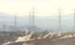 Ασπρόπυργος: Μεγάλη ανησυχία για την χωματερή - Αναδύονται τοξικοί καπνοί από το έδαφος