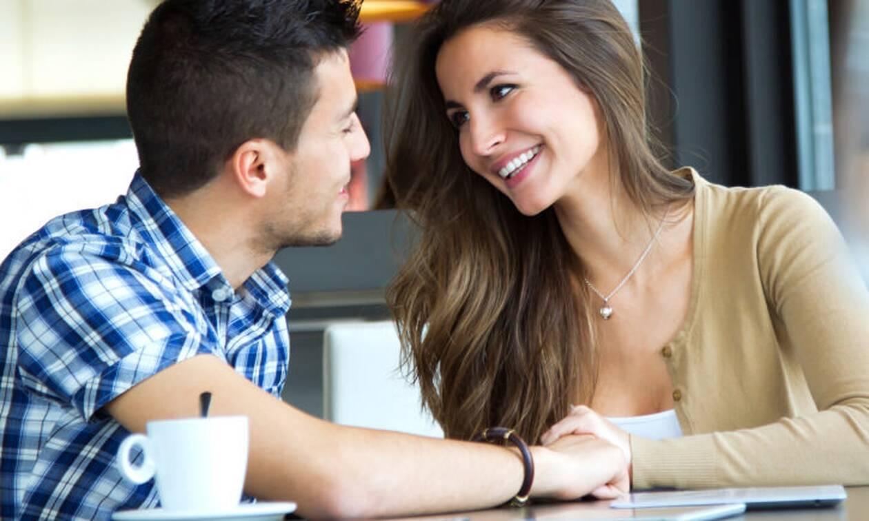 Κι όμως δεν υπάρχει πια πρώτο ραντεβού και υπάρχει καλός λόγος για αυτό