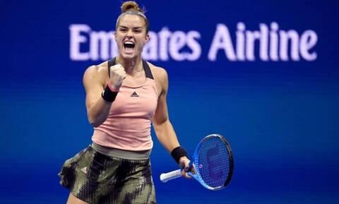 Μαρία Σάκκαρη: Άνετη πρόκριση τους «8» του Kremlin Cup – Προκρίθηκε και στα WTA Finals