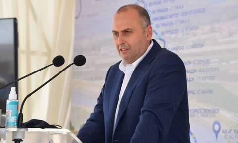 Γιώργος Καραγιάννης: Τα έργα υποδομών δημιουργούν νέες θέσεις εργασίας