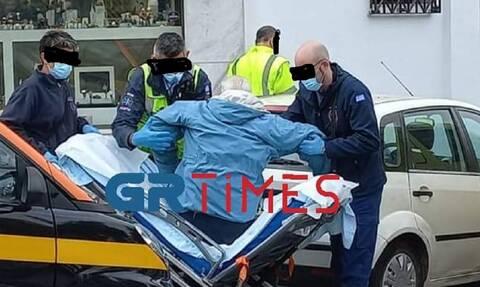 Τροχαίο με εγκατάλειψη στην Θεσσαλονίκη: Παρέσυρε ηλικιωμένο και εξαφανίστηκε