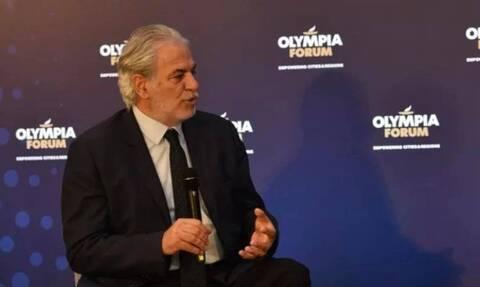 Στυλιανίδης: Η κλιματική κρίση είναι εδώ με τις επιπτώσεις της και τρέχει με ρυθμούς ιλιγγιώδεις