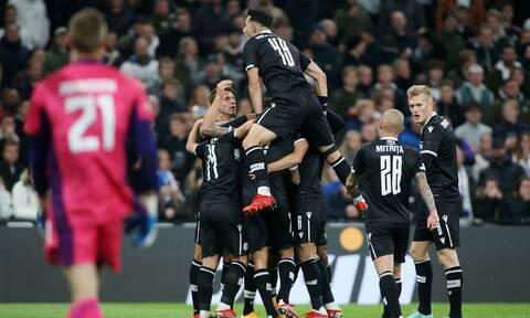 Europa Conference League: «Διπλό» πρόκρισης ο ΠΑΟΚ στην Κοπεγχάγη - Τα highlights (videos+photos)
