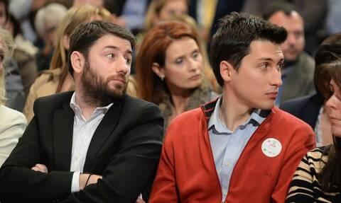 ΚΙΝΑΛ: Υποψηφιότητα με 20.000 υπογραφές για τον Ανδρουλάκη, 7.000 συγκέντρωσε ο Χρηστίδης
