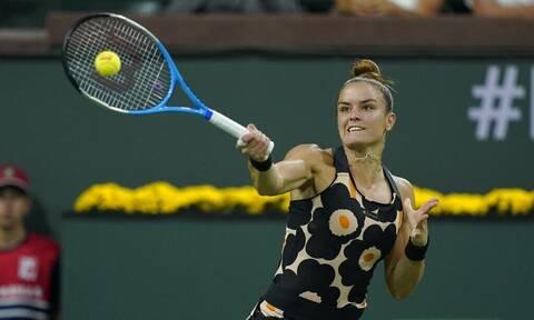 Μαρία Σάκκαρη: «Θα έχω κάνει και την τρίτη δόση μέχρι το Australian Open»