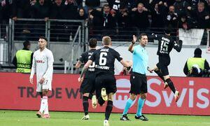Europa League: Ηττήθηκε από τον καλύτερη Άιντραχτ ο Ολυμπιακός – Τα highlights (videos+photos)