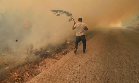 Συρία: Θανατική ποινή σε 24 ανθρώπους για πρόκληση πυρκαγιών το 2020